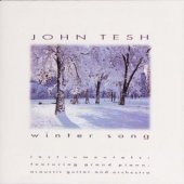 "John Tesh ""Winter Song"" CD"