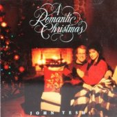 "John Tesh ""A Romantic Christmas"" CD"