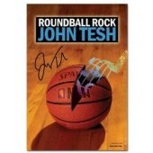 Roundball Rock Limited Edition Signed Poster