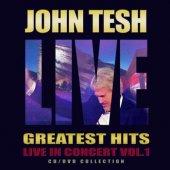 "John Tesh ""Greatest Hits Live Vol 1"" CD"