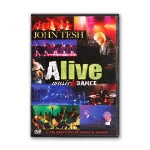 "John Tesh ""Alive Music and Dance"" DVD"