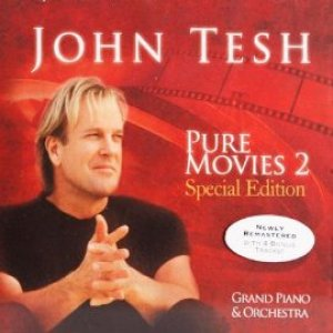 "John Tesh ""Pure Movies 2"" Special Edition CD"