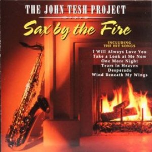 "John Tesh ""Sax by the Fire"" CD"