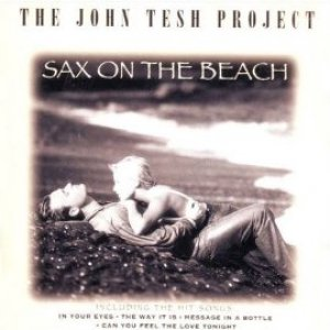 "John Tesh ""Sax On The Beach"" CD"