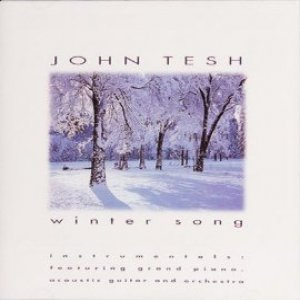 "John Tesh ""Winter Song"" CD"