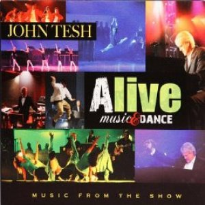"John Tesh ""Alive Music and Dance"" CD"