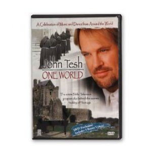 "John Tesh ""One World"" DVD"