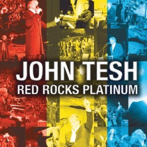 "John Tesh ""Red Rocks Platinum"" - 2 CDs and 1 DVD"